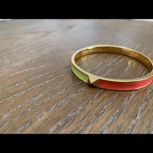 Kate Spade New York multicolored bangle bracelet